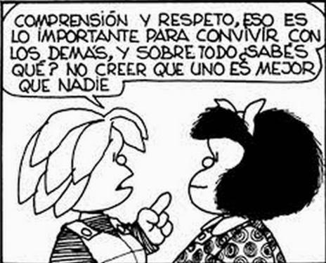 respecte Mafalda
